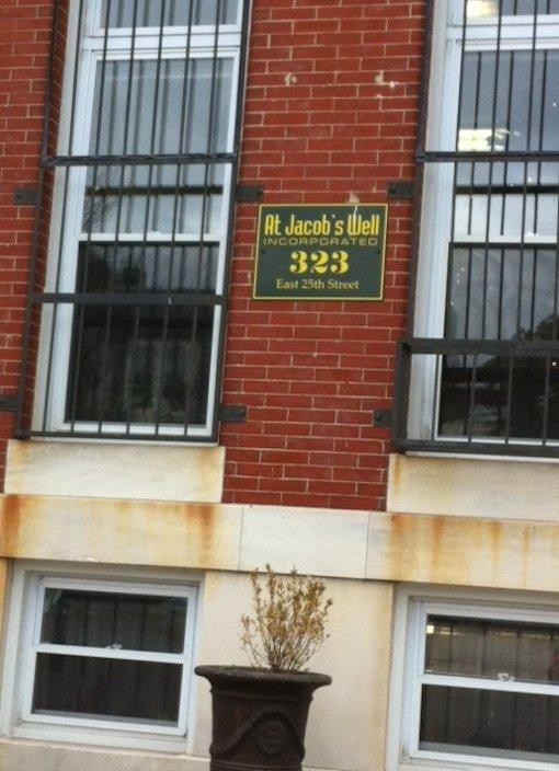 Exterior of Building A